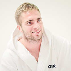 Mittelfeldspieler Nico Klotz