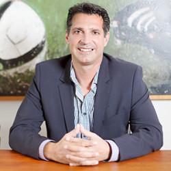 Trainer vom SV Sandhausen Alois Schwartz