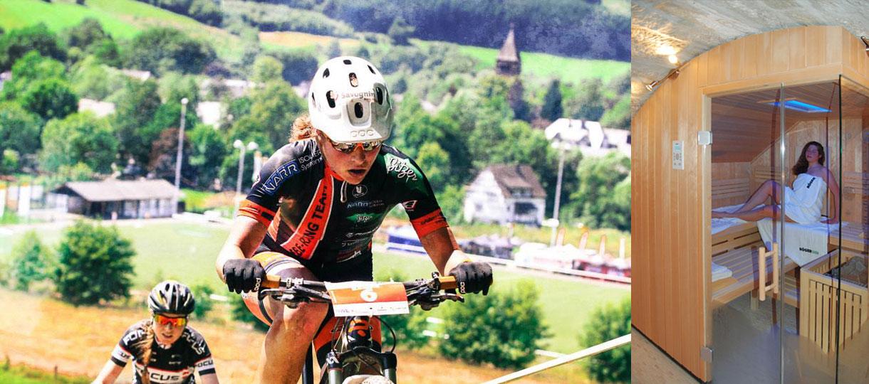 Elisabeth Brandau Weltcup-Rennen in Albstadt