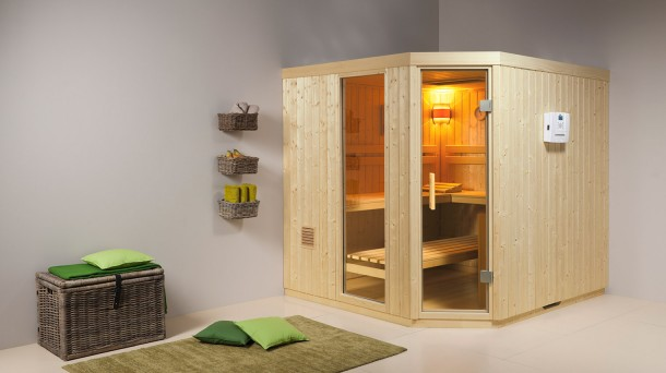 die eigene wellness oase gestalten r ger sauna und infrarot. Black Bedroom Furniture Sets. Home Design Ideas